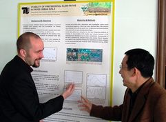 T. Nehls with Ganlin Zhang at Suitma 2007